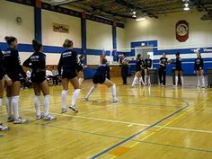 Defense - Dig MB, Shuffle to dig line from OPP - Volleyball - Volleyball Passing Drills, Volleyball Cheers, Volleyball Tryouts, Volleyball Skills, Volleyball Practice, Volleyball Training, Volleyball Quotes, Coaching Volleyball, Volleyball Pictures