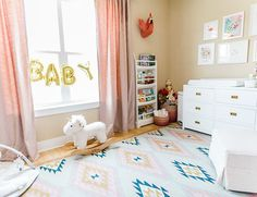 French Inspired Nursery & Newborn Session - Inspired By This