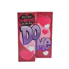 This is just the front of the card. The inside is even funnier. Shop Now   Rs.60 : http://hallmarkcards.co.in/products/valentines-card6
