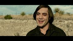 Anton  Chigurh- No Country for Old Men (2007)