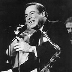 Sam Butera (1927 - 2009) Jazz Musician. A saxophonist, he is best known for his work as a member of Louis Prima's band.