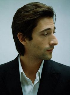 Adrien Brody Nose Broken nose up! on pinterest mary ellen mark, adrien ...