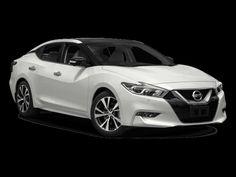 Elegant White 2015 Nissan Maxima