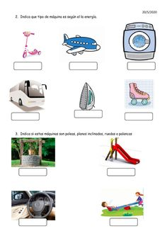 Worksheets, Simple Machines, Sonic Birthday, Kids Education, Literacy Centers, Countertops