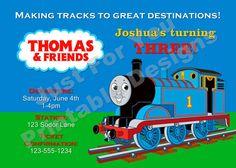Thomas invites!