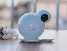 Be there for every beautiful moment with the iBaby M6, the Wi-Fi enabled #babymonitor.