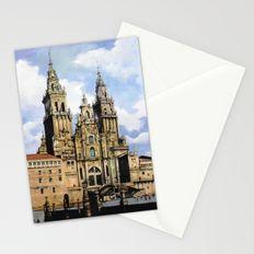 Catedral de Santiago de Compostela/Santiago de Compostela Cathedral Stationery Cards