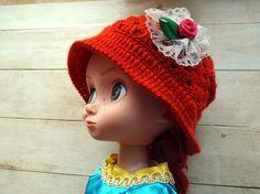 Crochet Hat Disney Animator Princess crochet Disney Animator