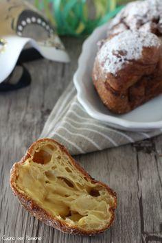Ricetta Frittelle ripiene senza lattosio Muffin, Breakfast, Desserts, Anna, Challenge, Food, Party, Cream, Italia