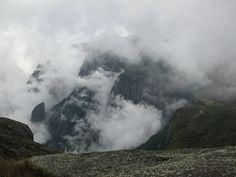 Pedra do Sino: Parque Nacional dos Orgãos