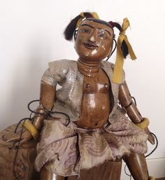 Vintage puppet | Burma