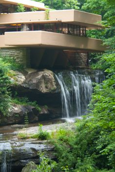 Our visit to Frank Lloyd Wright's Fallingwater