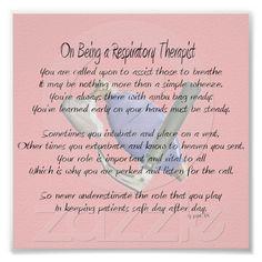 Respiratory Therapist Symbol  Respiratory Issues