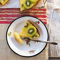 Recept - Lichte citroentaart - Allerhande