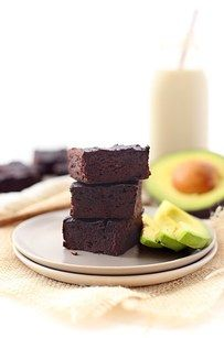 So, avocado brownies are a thing. Which sounds super weird, but apparently you…