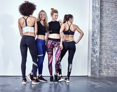 144a1c8d2d7bca Brand new leggings and sports bras to suit your style. Shop the new FW16  Reebok