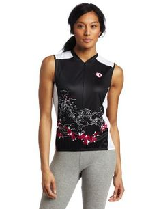 Pearl Izumi W Select LTD Sleeveless Jersey (Large, Wave Of Flowers) by Pearl iZUMi, http://www.amazon.com/dp/B005VBGHM8/ref=cm_sw_r_pi_dp_96XCrb01BTHVT