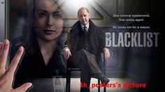 "THE BLACKLIST Jame Spader TV series 2014 art Silk Wall huge Poster 24x36"" bl1"