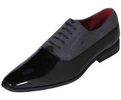 Amali Mens Grey Tuxedo Shoe Contemporary Patent Smooth: Style 1823 Grey-011 8 D (M) US Amali,http://www.amazon.com/dp/B00F8LYAMA/ref=cm_sw_r_pi_dp_Ppabtb183ZE3AFXS