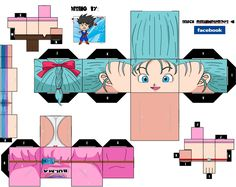 goku en papercraft imagenes taringa - Buscar con Google
