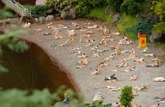 Babbacombe Model Village Model Village, Tiny World, Pretty Little, Stepping Stones, City Photo, Places, Outdoor Decor, Miniature, Stair Risers