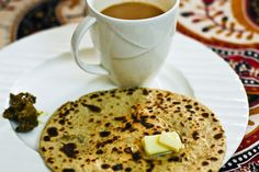 Paratha | 29 South Asian Foods To Order That Aren't Chicken Tikka Masala
