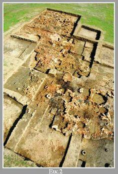 Neolithic Settlement Avgi Kastoria » Building Technology