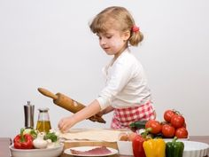 Healthy recipes for kids to cook