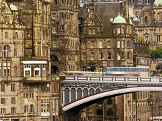 Edinburgh, Scotland- Beloved for its endless green hills and fascinating history, Edinburgh is a distinctive capital in Western Europe