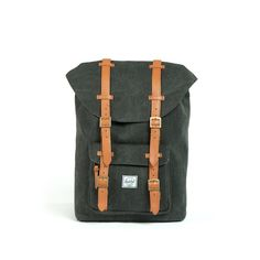Little America Mid-Volume Canvas - Backpacks - SHOP