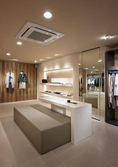 KUHO fashion flagship store : Korea  - interior design / furniture / style