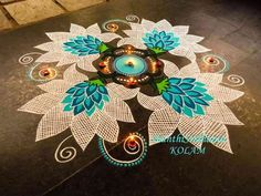Best free hand rangoli designs for Diwali Festival. Checkout latest collections of beautiful rangoli ideas for decorating your home, office for the upcoming festive season. Rangoli Designs Latest, Rangoli Designs Flower, Rangoli Border Designs, Latest Rangoli, Colorful Rangoli Designs, Rangoli Designs Diwali, Rangoli Designs Images, Diwali Rangoli, Beautiful Rangoli Designs