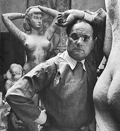 William Zorach by Arnold Newman, History Of Photography, Documentary Photography, Portrait Photography, Environmental Portraits, Portrait Lighting, Photos, Pictures, American Artists, Music Bands