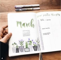 Here are 27 best March bullet journal monthly cover page ideas to get your bujo ready for spring. Bullet Journal Reading Log, March Bullet Journal, Bullet Journal Monthly Spread, Bullet Journal Cover Page, Bullet Journal Inspo, Bullet Journal Layout, Bullet Journal Ideas Pages, Journal Covers, Bullet Journals