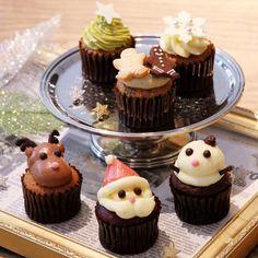 TABLES cupcake / season③ 11月~12月