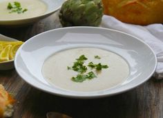 Duarte's Tavern Cream of Artichoke Soup