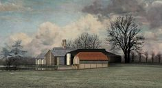 DITCHLING MUSEUM BY ADAM RICHARDS ARCHITECTS, EAST SUSSEX, UK