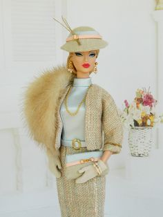 Out of Summer OOAK Fashion for Fashion Royalty/Silkstone Barbie by Joby Originals