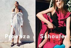 Proenza Schouler Spring 2016 - Collections
