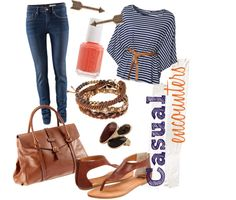 Casual Encounters, created by tabbiecat77 on Polyvore