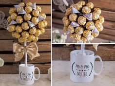 Xmas Presents, Xmas Gifts, Craft Gifts, Candy Arrangements, Kindergarten Gifts, Sweet Trees, Chocolate Bouquet, Experience Gifts, Candy Wrappers