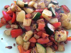 Bratkartoffeln vegetarisch, ein leckeres Rezept aus der Kategorie Gemüse. Bewertungen: 106. Durchschnitt: Ø 4,1.