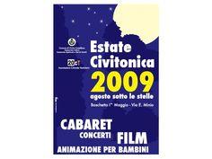 Kaos Agency - Volantino Estate Civitonica
