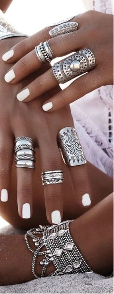 Popular and Beautiful Bohemian Style Jewelry