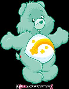 Care Bears - collected them when I was young :)