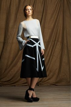 BCBG Max Azria Pre-Fall 2013 Collection Photos - Vogue