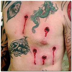 tattoo designs | Weird Tattoo Designs