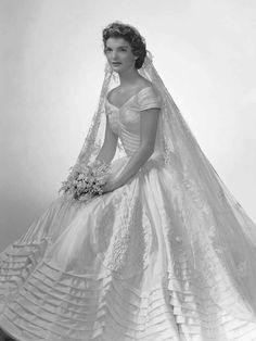 The Most Iconic Wedding Dresses Of All Time   TheKnot.com