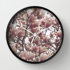 Magnoly Wall Clock by habeco - $30.00