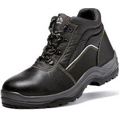 Zapato De Cuero Dewalt Titanium Bota Puntera De Acero Zapatos Trabajo PU//TPU Suela